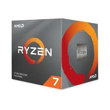 AMD 100-100000025BOX Ryzen 7 3800X 8 núcleos 3.9 Ghz Desbloqueado Procesador de escritorio