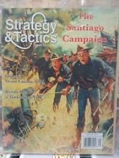 STRATEGY & TACTICS n. 258 - ENGLISH - VERY RARE WITH GAME - RIVISTA