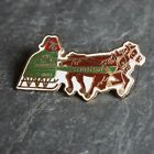 Vintage Pin - Shriners Masonic Horses Chariot Lapel Cutter Races Cloisonne