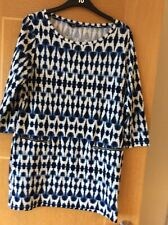 Ladies Knitted Dress By F&F Size 14