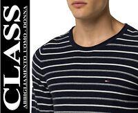 Pullover Uomo Tommy Hilfiger Denim DM0DM01782 (904) Thdm 16 Sweater L/S  (-30%)