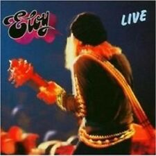 "ELOY ""LIVE"" CD NEW"