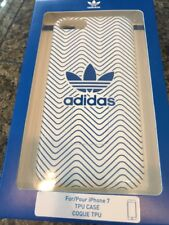 New Authentic Adidas Gazelle Case 3 Stripes Blue for (iPhone 7, 6) CH8817 Blue