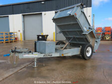 New Listing2018 Felling Ft-6Dt-Gas Hydraulic Dump Trailer Fold Down Gate Ramp bidadoo