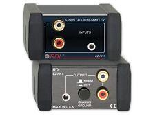RDL EZ-HK1 Stereo Audio HUM KILLER
