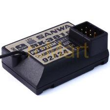 Sanwa RX-381 Receiver M11X MX-3X MT-4 EP 1:10 RC Car On Off Road Drift #RX381
