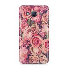 Fundas Para Samsung Galaxy J5 color principal rosa para teléfonos móviles y PDAs