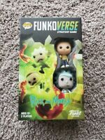 Funko Pop Funkoverse Strategy Game: Rick and Morty 100