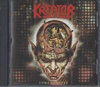 KREATOR / COMA OF SOULS - US IMPORT * NEW CD 2006 * NEU *