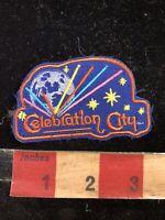 Branson Missouri CELEBRATION CITY Theme Park Patch 99C6