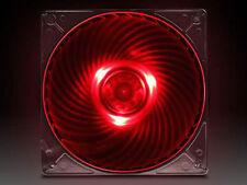 Silverstone Air Channeling 120mm Fan Red LED AP121-RL