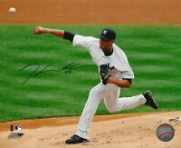 Hector Noesi 2011 New York Yankees Pitcher Signed Autographed 8x10 Photo COA