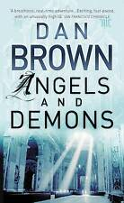 Angels and Demons by Dan Brown. Paperback. Page turner! Exciting thriller read