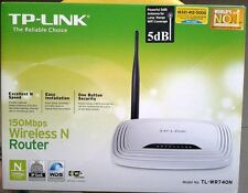 TP-LINK 150 Mbps Wireless N Router