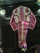 Habit de lumière ancien corrida toréador torero light suit traje ligero