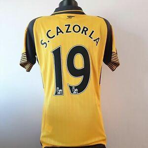 CAZORLA 19 Arsenal Shirt - Medium - 2016/2017 - Puma Away Jersey