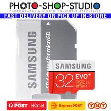 Samsung EVO Plus 32GB Micro SDHC Memory Card with SD Adapter *Australian stock*