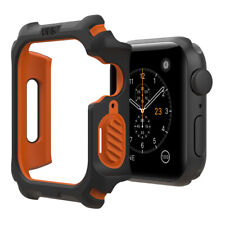 CASE UAG Rugged Armor for Apple Watch 4,5 44MM - BLACK/ORANGE