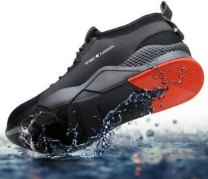 GTI Sicherheitsschuhe Arbeitsschuhe Sportlich Schutzschuhe Stahlkappe Sneaker