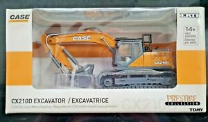 Ertl Prestige Collection Case CX21D Excavator 1:50 scale NEW