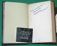 Kersh, Gerald NIGHT AND THE CITY Full Leather Rare 1951 Presentation Inscription
