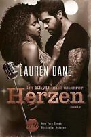 Im Rhythmus unserer Herzen von Lauren Dane (2016, Taschenbuch)