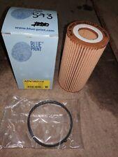 BLUE PRINT OIL FILTER P/N ADV182112 FITS VOLKSWAGON SEAT SKODA AUDI