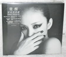 J-POP Namie Amuro FEEL 2013 Taiwan Ltd CD+DVD (Special Package)