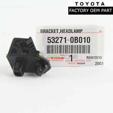 GENUINE TOYOTA TACOMA 4RUNNER LEXUS RX330 HEADLAMP MOUNT BRACKET 532710B010 OEM