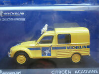 "VOITURE  MINIATURE 1/43e   CITROEN  ACADIANE    ""MICHELIN"""