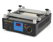 110v Yihua 853a Lead Free Preheat Station For Bga Smt Motherboard Rework Repair