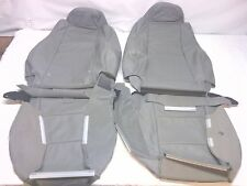 2006-09 Original Ford Ranger FX4 gray LEATHER OEM seat covers