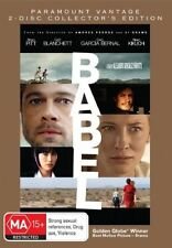 Babel : A global disaster (DVD, 2007, MA15+) Two disc collectors edition