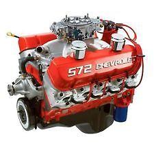 572 650HP CU IN DART BLOCK ALL NEW BIGBLOCK CHEVY 427 454 496 502 540 ENGINE