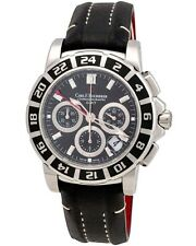 Carl F. Bucherer Patravi TravelGraph Chrono Men's Watch - 00.10618.13.33.01