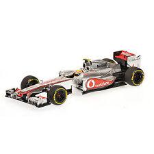 Modell Rennfahrzeuge von Lewis Hamilton