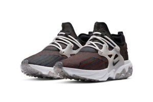 NEW Nike React Presto Flyknit Running Shoe CN1709-001 Mens Size 10.5 Multi-Color