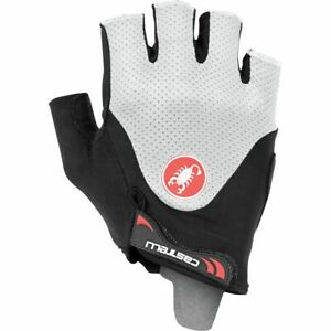 Castelli Arenberg Gel 2 Glove - Men's Black/Ivory M
