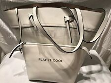 """New With Tags Ivanka Trump ITX3012 Alexey Silver 12"""" Handle drop 18"""""""