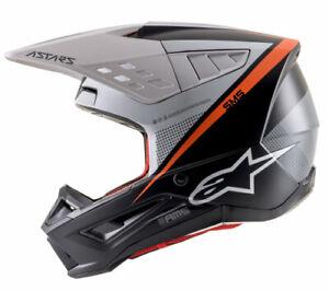 Alpinestars SM5 Rayon Helmet Motorcycle Dirt Bike