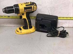 "DeWalt DC720 18V Cordless 1/2"""" Drill/Driver and charger"