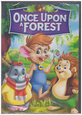 ONCE UPON A FOREST (DVD, 2010) NEW