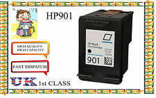 Remanufactured 901BLACK High Capacity& Quality Inkjet Cartridges for hp printer