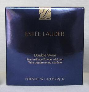 NEW ESTEE LAUDER DOUBLE WEAR STAY-IN-PLACE POWDER MAKEUP ALL COLORS