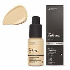 The Ordinary Coverage Foundation (2.0 N Light Medium - Neutral) Full Coverage