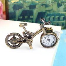 Unique Collection Bronze Alloy Bicycle Quartz Pocket Watch Pendant Necklace MC