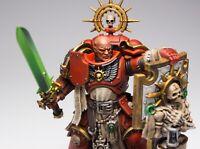 Primaris Captain - Blood Angels - Pro Painted - Indomitus | Warhammer 40K