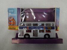 Vintage Matchbox Superkings K-15 The London Souviner Jubilee Bus , MIB Unused