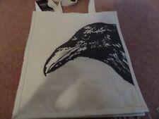 Osprey London Canvas Crow Parker Tote Bag BNWT