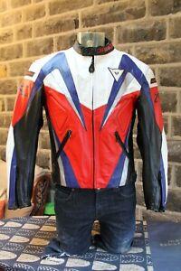 Vintage Dainese Jacket. UK 40 Eu 50.Good Condition. Think Unworn.
